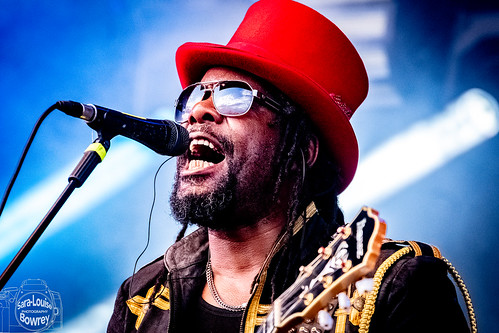 The Dualers at Watchet Festival 2019