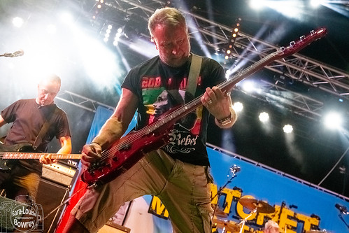 Peter hook & The Light at Watchet Festival 2019