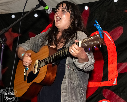 Amy Yon at Watchet Festival 2019