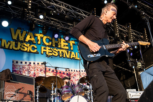 Hugh Cornwell at Watchet Festival 2019