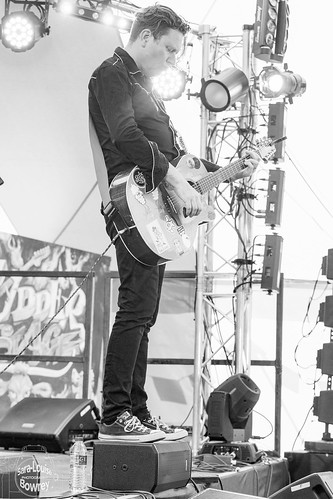 Dan Donnelly at Watchet Festival 2019