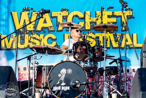 Laid Blak at Watchet Festival 2019
