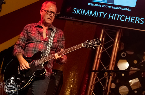 Skimmity Hitchers at Watchet Festival 2019