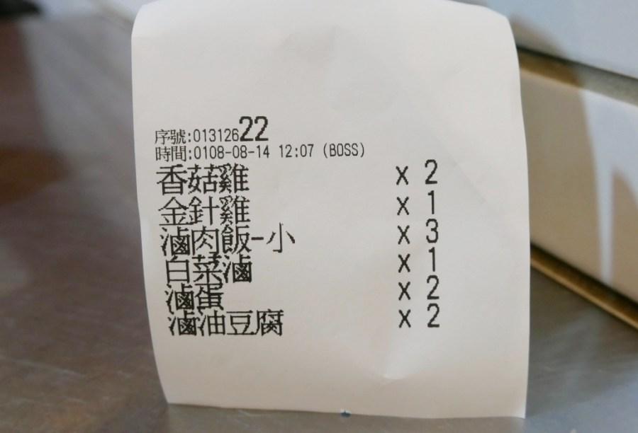 [新竹美食]翁記滷肉飯.牛埔店|滷肉飯肥瘦適中有著黑胡椒香~燉品湯頭甘醇 @VIVIYU小世界