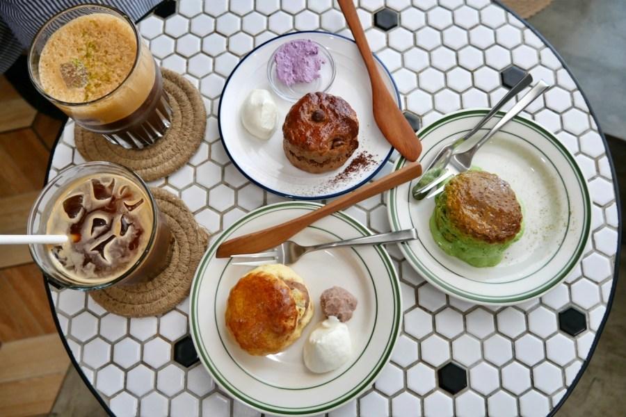 FOX.CONE,FOX.CONE coffee & bakes,司康,新竹司康,新竹咖啡,新竹美食,澳式咖啡 @VIVIYU小世界