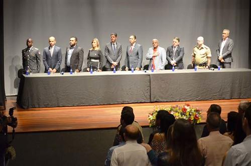 Solenidade de entrega da Medalha Distinção Polícia Civil de 2019 - Foto Emmanuel Franco (3)