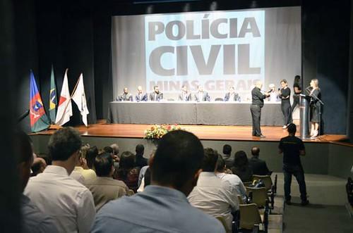 Solenidade de entrega da Medalha Distinção Polícia Civil de 2019 - Foto Emmanuel Franco (4)