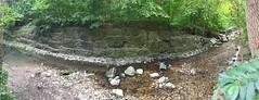 Stream in a ravine, Toronto