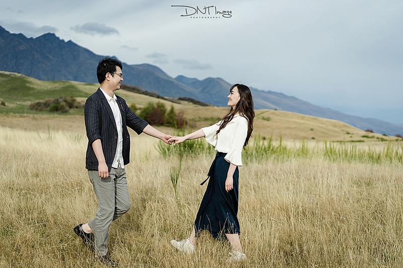 婚攝DD-紐西蘭婚紗-新西蘭婚紗-雪山婚紗