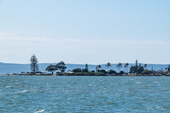 Leaving Raby Bay