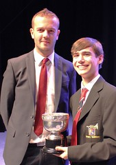 'A' Section - Best Cornet, Richard Straker, Friary