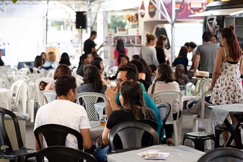5ª Feira de Turismo (prévias)- praça de alimentação food trucks