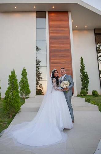 Na suíte especial do Folha de Prata, um espaço para a o pré-wedding e a noite de núpcias