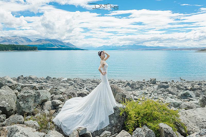 婚攝DD-紐西蘭婚禮-新西蘭婚禮-雪山婚禮