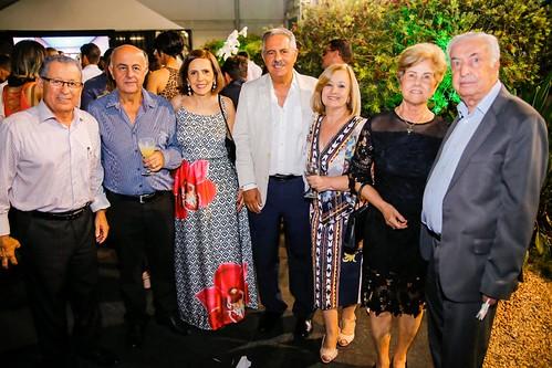 Representantes do Grupo Raízes