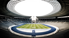 Olympia Stadion Berlin 16 - Panorama