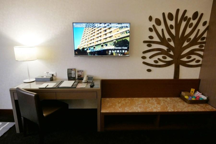 [台北住宿]台北花園大酒店 近捷運小南門站Taipei Garden Hotel~鄰近西門町住宿飯店 @VIVIYU小世界