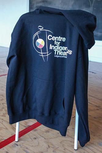 CIT Hooded Sweatshirt - Front
