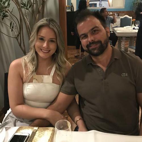 Maressa e André Lemos