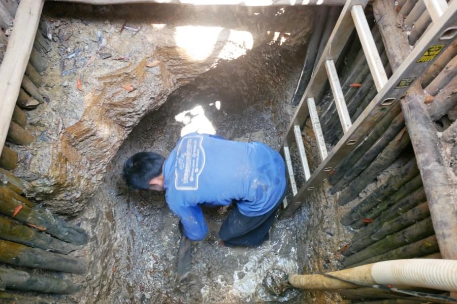 [尖竹汶府景點]Bao Ploy Lek Petch/บ่อพลอยเหล็กเพชร礦坑寶石採集體驗~自己挖寶石帶回家 @VIVIYU小世界