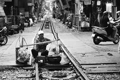 Vietnam (2019) - Hanoi Train Street