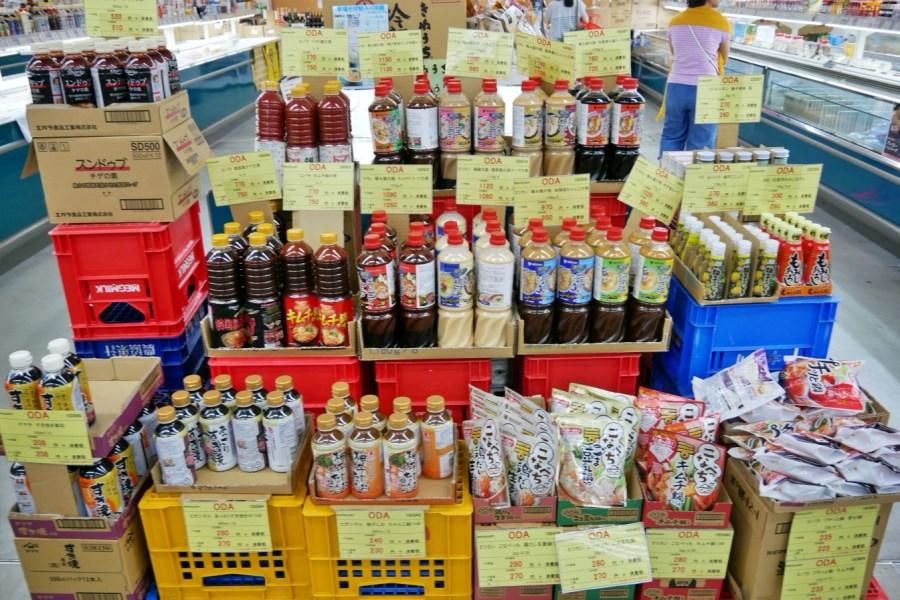 [大阪景點]大阪木津市場/ODA木津市場店 在地人會逛的市場~ODA營業用超市批貨去 @VIVIYU小世界