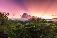 Sunrise sur les Mamelles