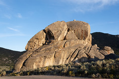 The City of Rocks National Reserve