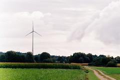 Wind und Wolken