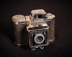 My dad's first camera