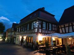 Abends in Kronberg (ISO 6400)