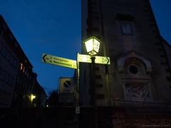 Abends in Kronberg (ISO 3200)