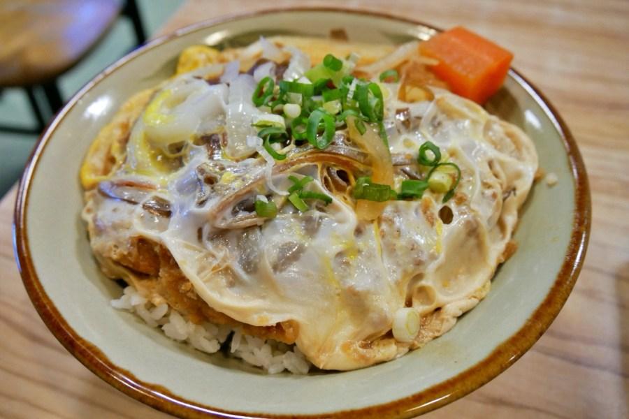 [八德美食]信丼食堂 巷弄間的平價日式丼飯~家庭食堂份量十足吃飽飽 @VIVIYU小世界