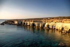 Sea Caves, Cave Greco - Cyprus