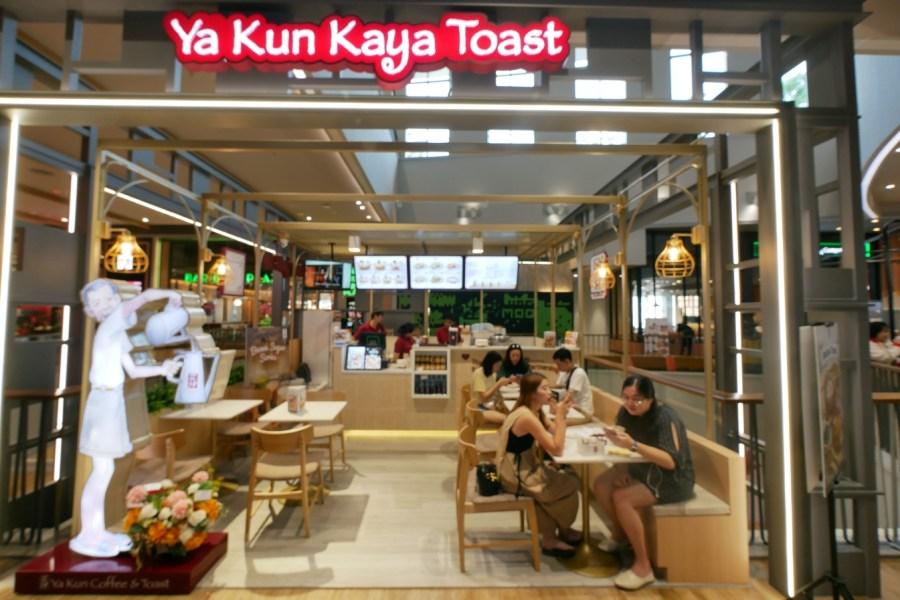 [曼谷景點]Samyan Mitrtown 曼谷最新購物中心~24小時營業Big C.地鐵Sam Yan站 @VIVIYU小世界