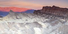 Sunrise at Zabriskie Point, Death Valley National Park