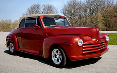 1946-48 Ford Convertible