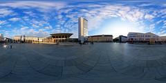 Neubrandenburg - Marktplatz 360 Grad