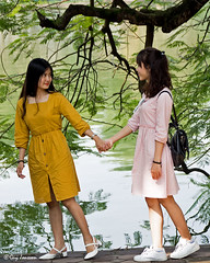 """Girls in Hanoi • <a style=""""font-size:0.8em;"""" href=""""http://www.flickr.com/photos/23163398@N00/49138431603/"""" target=""""_blank"""">View on Flickr</a>"""