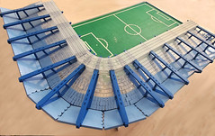 (WIP) Lego Children's Mercy Park: Home of Sporting Kansas City (MLS).