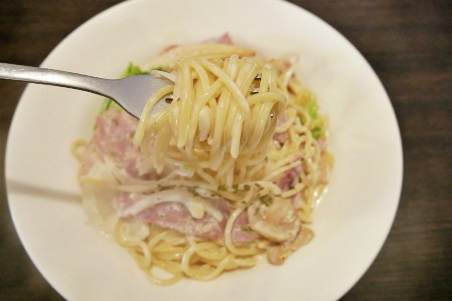 [內壢美食]蛤蠣多到數不清的「痛風蛤蠣麵」pasta good good義大利麵~「男人的考驗之蝦爆你的麵」 @VIVIYU小世界