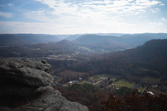 View from East Pinnacle