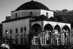Old building at Monasteraki