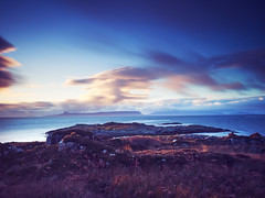 """Looking towards Rum and Eigg from Arisaig • <a style=""""font-size:0.8em;"""" href=""""http://www.flickr.com/photos/26440756@N06/49179238638/"""" target=""""_blank"""">View on Flickr</a>"""