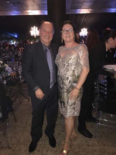 Paulo Roberto Torquetti e Ana Maria