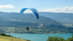 Parapenting Lac D'Annecy