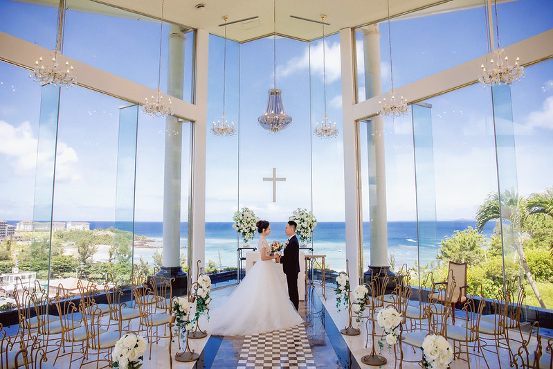 沖繩教堂婚紗 海島婚紗攝影 喜璃癒志渡假飯店 | AppleFace臉紅紅攝影/婚禮攝影/婚紗攝影/海外婚紗婚禮