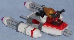 Lego - 75263 Resistance Y-Wing