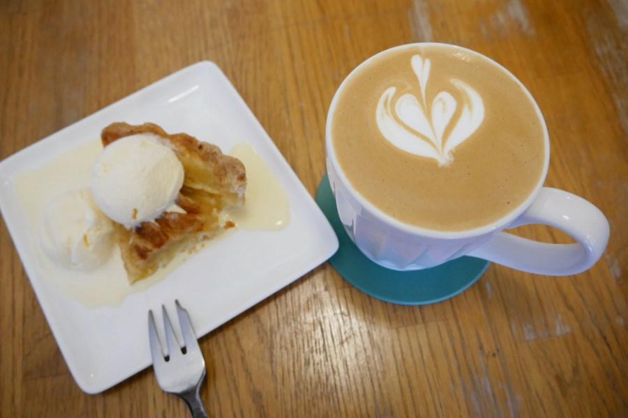 [桃園美食]J cafe'甜點咖啡館 力行路警察局對面新開下午茶~自製甜點.蛋糕 @VIVIYU小世界