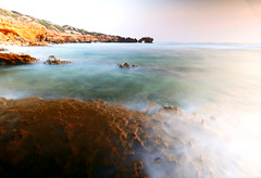 Bridgewater Bay Sunset at Victoria Australia by Leica 8-18mm f2.8-4